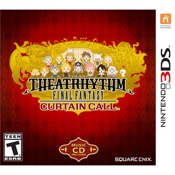 U & I Entertainment Theatrhythm Final Fantasy Curtain Call for Nintendo 3DS