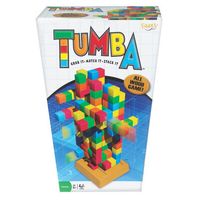 Ideal 0X2549 Tumba Block Stacking Strategy Game