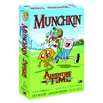 Usaopoly Adventure Time Munchkin