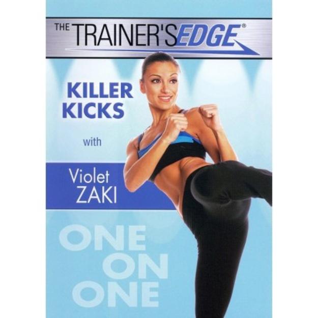 Koch Entertainment The Trainer's Edge - Killer Kicks with Violet Zaki