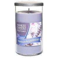 Yankee Candle 12 oz Perfect Pillar Candle - Lavender Vanilla