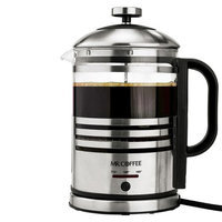 Mr. Coffee Electric French Press Kettle