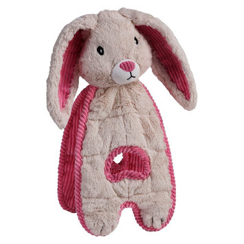 Charming Pet Products Charming Pet Cuddle Tugs Dog Toy - Bunny
