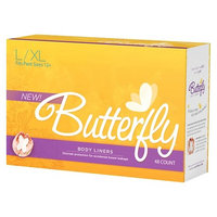 Butterfly Bttrfy Incontinence Pads 48 Pk