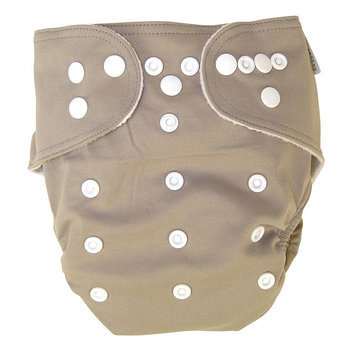 Trend Lab Cloth Diaper - Simply Taupe Taupe