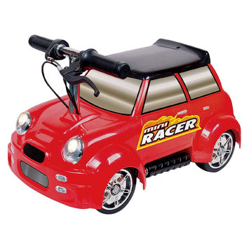 National Products Ltd National Products Limited Mini Racer Battery Powered Riding Toy - Red