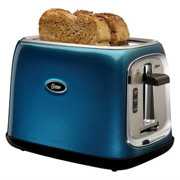 Oster 2-Slice Toaster- Turquoise