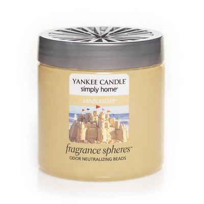 Yankee Candle simply home 6-oz. Sandcastles Fragrance Spheres (Brown)