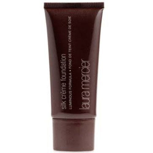 Laura Mercier Silk Creme Foundation - Hazelnut Beige (Medium Beige/ Medium & Yellow Golden Skin Tones) - 35ml/1.18ozShow More +