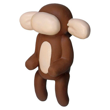 Royal Pet Products Charming Pet Balloon Monkey Dog Toy Mini