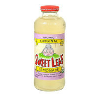 Sweet Leaf Organic Lemonade