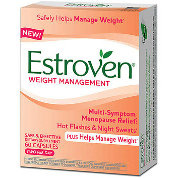 Estroven Weight Management Dietary Supplement Capsules