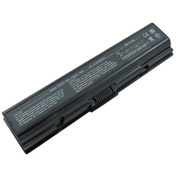 EP Memory Replacement Battery for Toshiba Equium A200, PA3534U Series Laptop Battery Pros