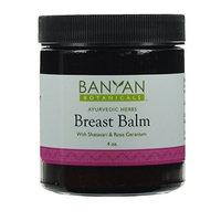 Banyan Botanicals Breast Balm, Certified Organic