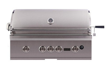Coyote CSL36LP S- Series 36 Stainless Steel Built-In Liquid Propane Grill