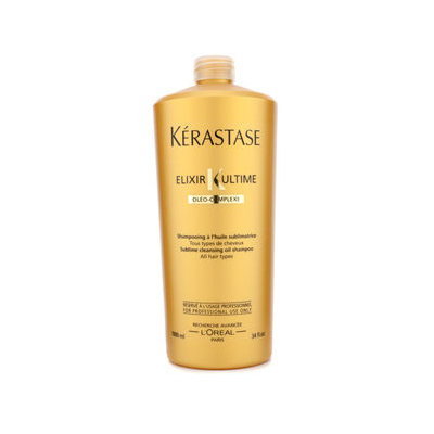 L'Oréal Paris Kerastase Elixir K Ultime Shampoo
