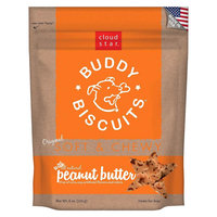 Cloud Star Corp. Cloud Star Buddy Biscuits Soft & Chewy with Peanut Butter 6 oz