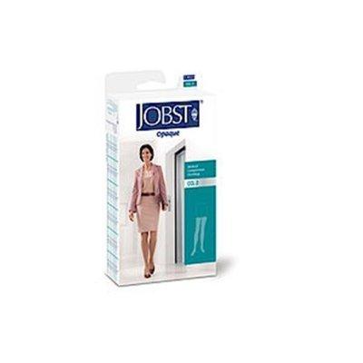 BSNMedical 7769117 Jobst Opaque Sensitive Thigh 30-40 Closed Toe Petite Natural Medium