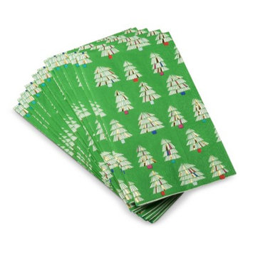 Oh Joy! Green Trees Paper Napkins 12ct