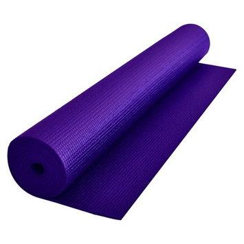 Dragonfly Yoga DragonFly Studio Standard Yoga Mat- Purple (4mm)