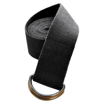 Dragonfly D-Ring Strap (Set of 3) Color: Black