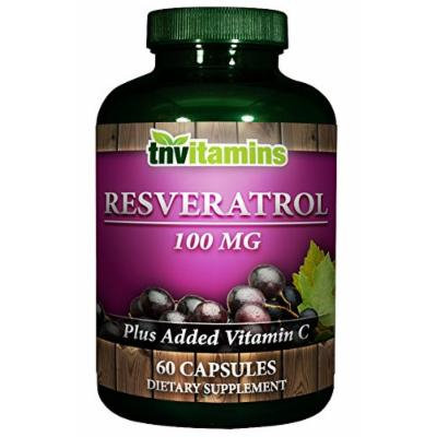 Resveratrol 100 Mg - 60 Capsules