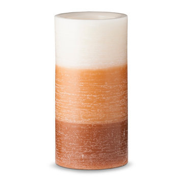 Threshold Vanilla Battery Operated Candle Dkorng