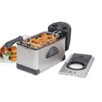 Maxi-Matic 3.5Qt. Deep Fryer with Timer & Thermostat