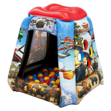 Disney Planes Heroes of the Sky Playland Ball Pit - Multicolor