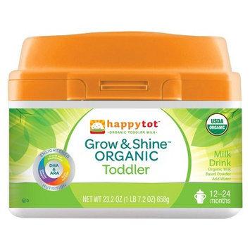 Happy Tot Grow & Shine Organic Toddler Formula - 23.2oz