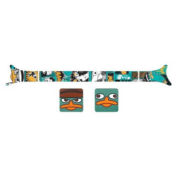 Nabi - Fx Phineas And Ferb Headphone Wrap