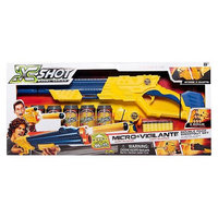 Xshot Excel Vigilante And Micro Dart Blaster Shootout Set