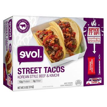 Evol Bulgogi Beef Street Taco