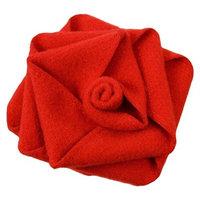 Boots & Barkley Flower-Red Brushed Rose