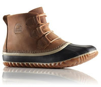 Sorel Out N About Leather Boot - Women's Elk, 9.0