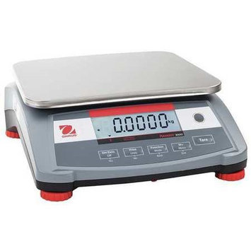 OHAUS R31P1502 Compact Bench Scale, Digital,1500g,LCD