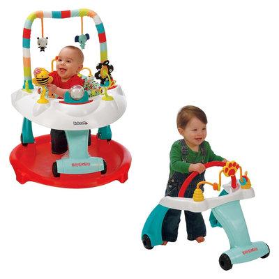 Kolcraft Baby Sit & Step 2-1 Activity Center