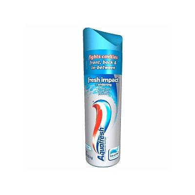 Aquafresh Fresh Impact +Whitening Fluoride Toothgel