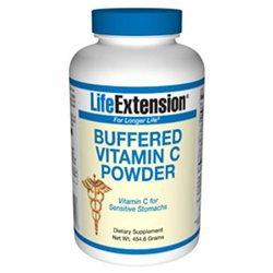 Life Extension Buffered Vitamin C Powder - 1 lb