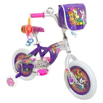 Chitech My Little Pony Girl's Bike - Purple/ White (12