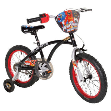 Dynacraft 16 inch Boys Bike - Power Rangers