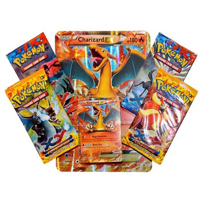 Pokemon TCG Charizard EX Box
