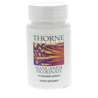 Thorne Research - Manganese Picolinate 15 mg. - 60 Vegetarian Capsules