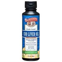 Barleans Barlean's, Fresh Catch Cod Liver Oil Lemonade 8 fl oz