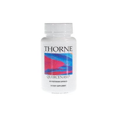 Thorne Research - Quercenase - 60 Vegetarian Capsules