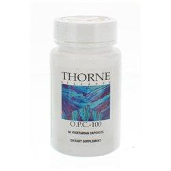 Thorne Research - O.P.C. 100 mg. - 60 Vegetarian Capsules