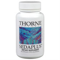 Thorne Research - Sedaplus - 60 Vegetarian Capsules