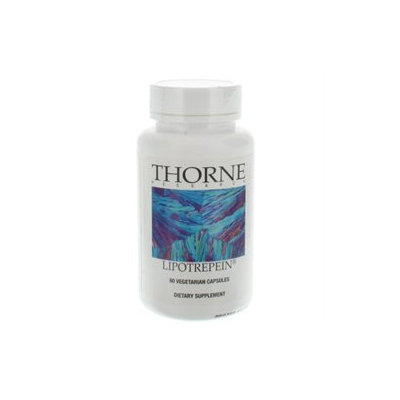 Thorne Research - Lipotrepein - 60 Vegetarian Capsules