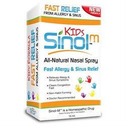 Sinol Kids Fast Allergy & Sinus Relief Nasal Spray
