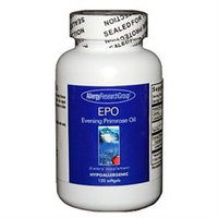 Allergy Research nutricology Allergy Research Group, EPO Evening Primrose Oil 120 softgels